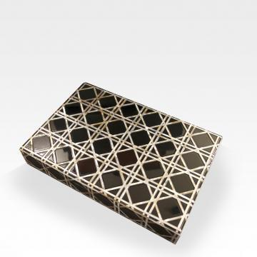 Inlay Stationary/Jewelry box